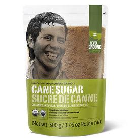 Level Ground Level Ground Cane Sugar 500g