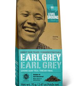 Level Ground Level Ground Earl Grey Loose Tea