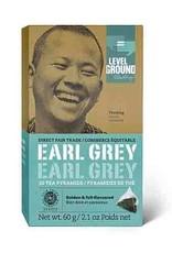 Level Ground Level Ground Earl Grey Tea, bags