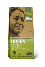 Level Ground Level Ground Green Tea, loose