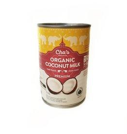 Cha's Organics Cha's Premium Coconut Milk