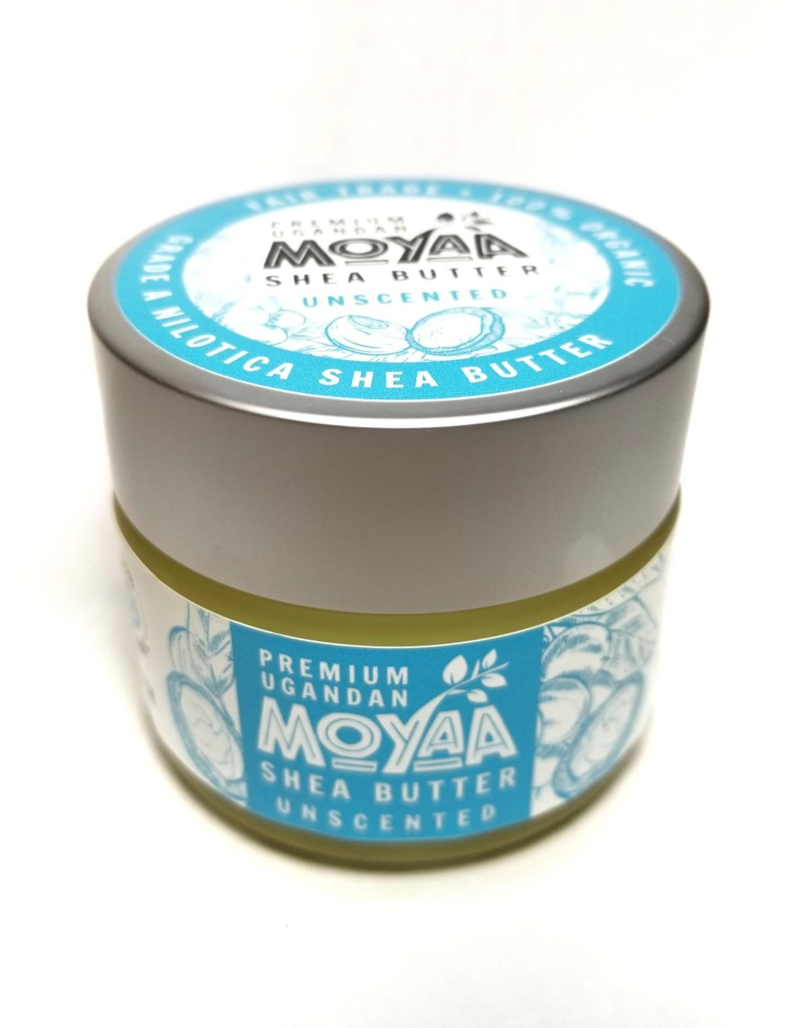 Moyaa Shea Butter Moyaa, Uganda Shea Butter, Natural Scent