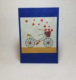 Petal Pusher Bicycle Card