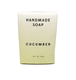 Palam Rural Center Cucumber-Scented Soap