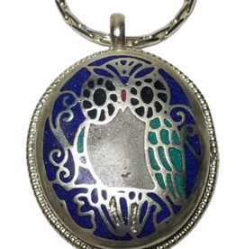 Owl Wisdom Pendant Necklace