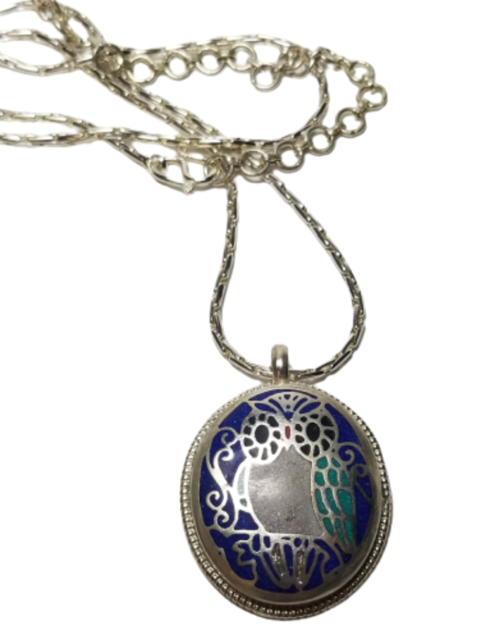 Owl Wisdom Pendant Necklace