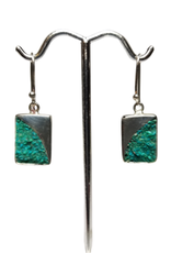 Sterling Turquoise Earrings