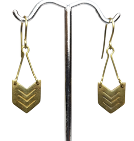 Arrow's End Bombshell Earrings
