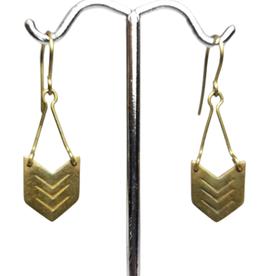 Arrow's End Bombshell Earrings