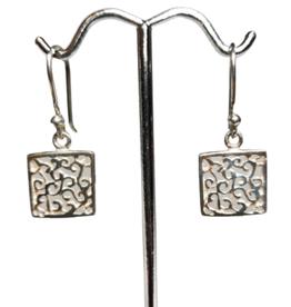 Balanced Filigree Earrings