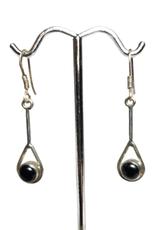 Onyx Drop Earrings