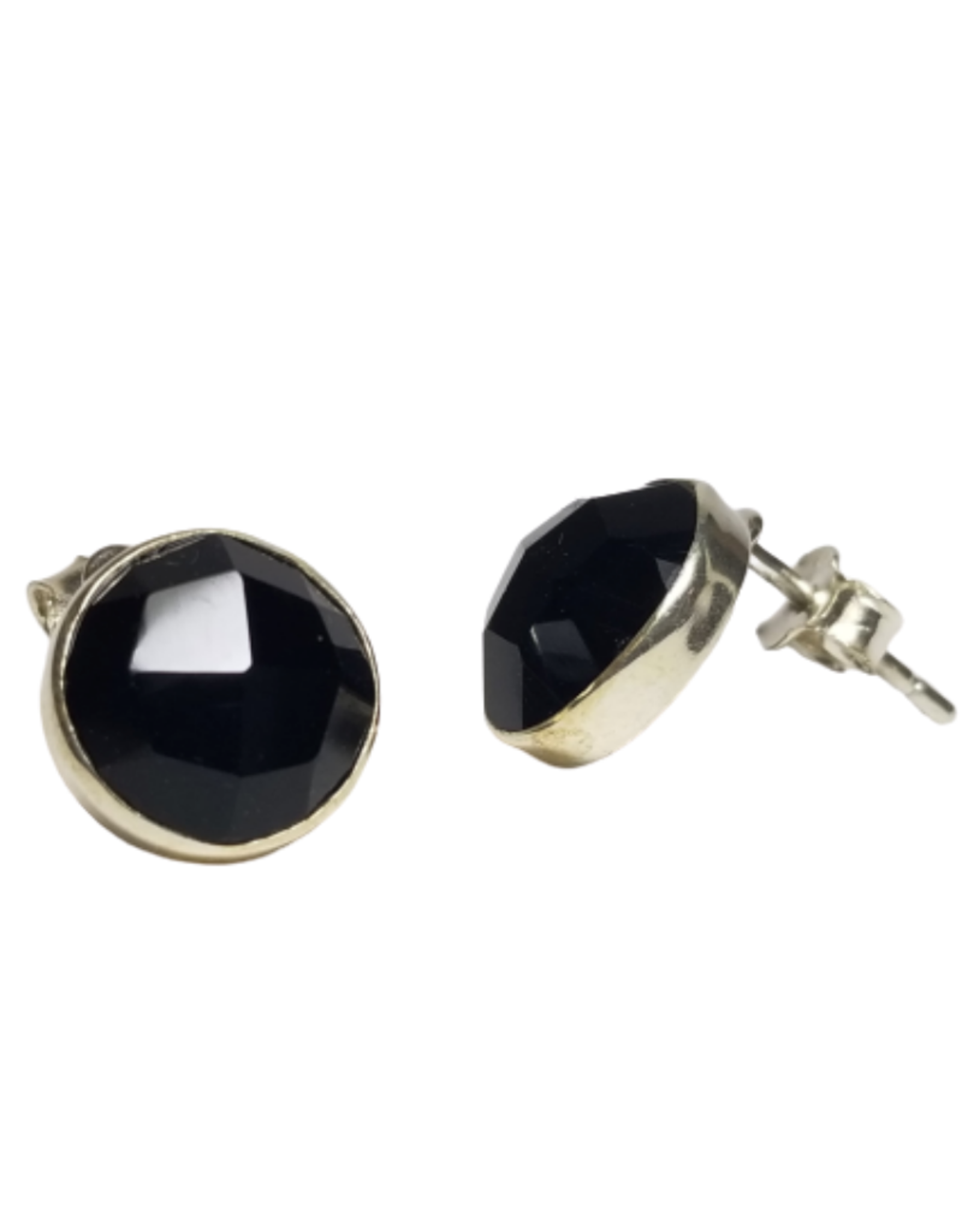 Ten Thousand Villages Midnight Onyx Earrings