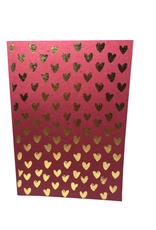 Golden Heart Card