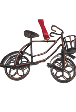 Ten Thousand Villages Metal Bicycle Ornament - India