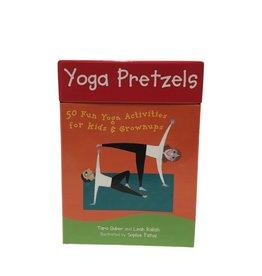 Barefoot Books Game, Yoga Pretzels Activity Deck