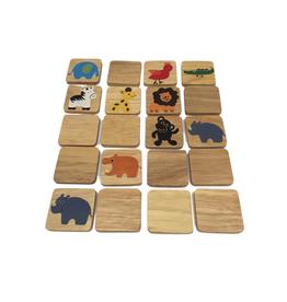 Eco Fair Safari Memory Game