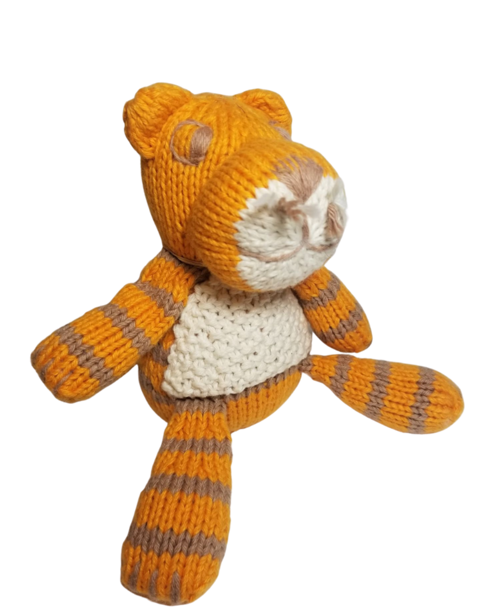 Eco Fair Stuffed Animal Tiger