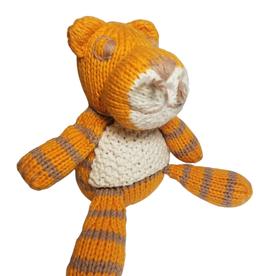 Eco Fair Stuffed Animal Tiger