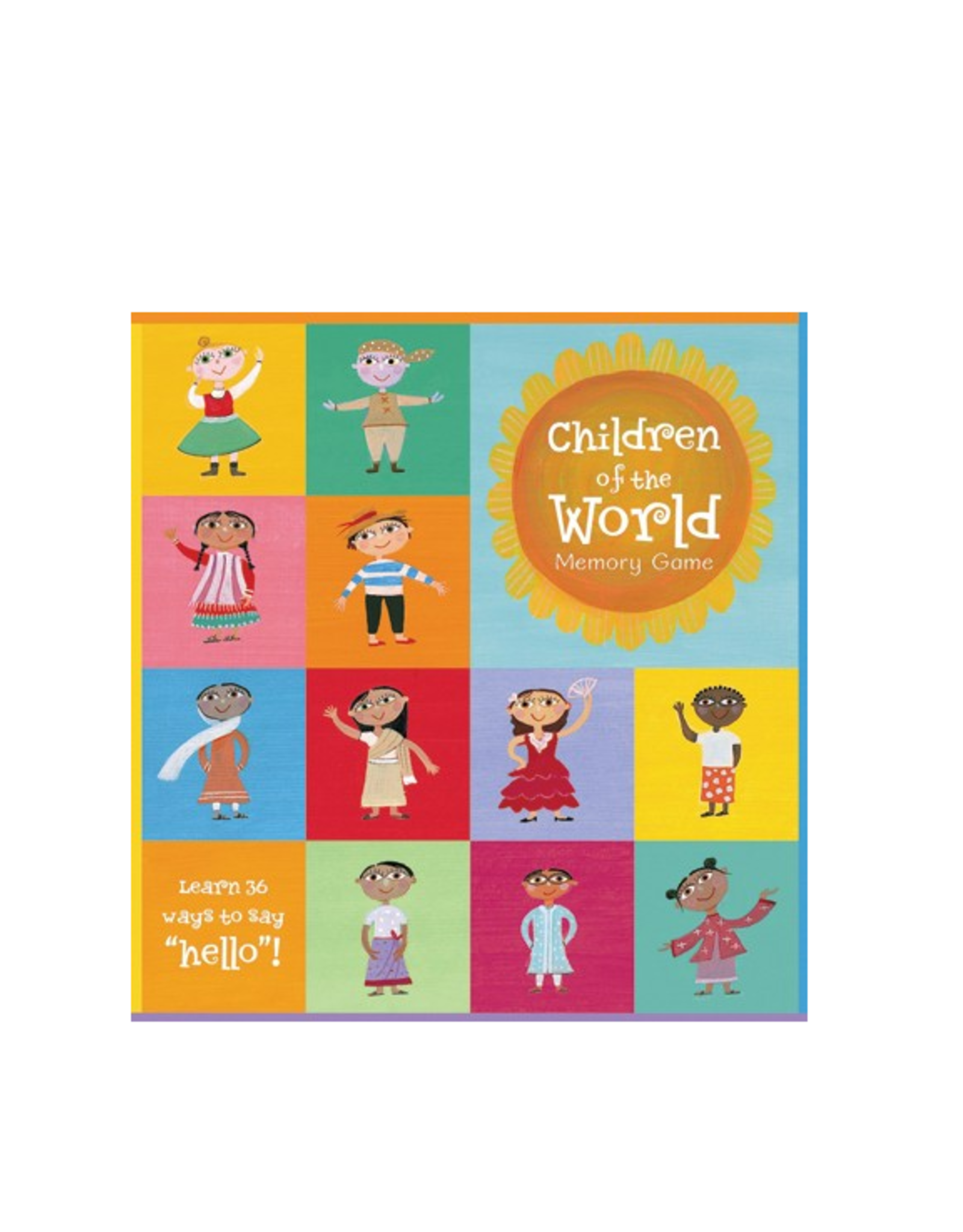 Barefoot Books Game, Children of the World Memory