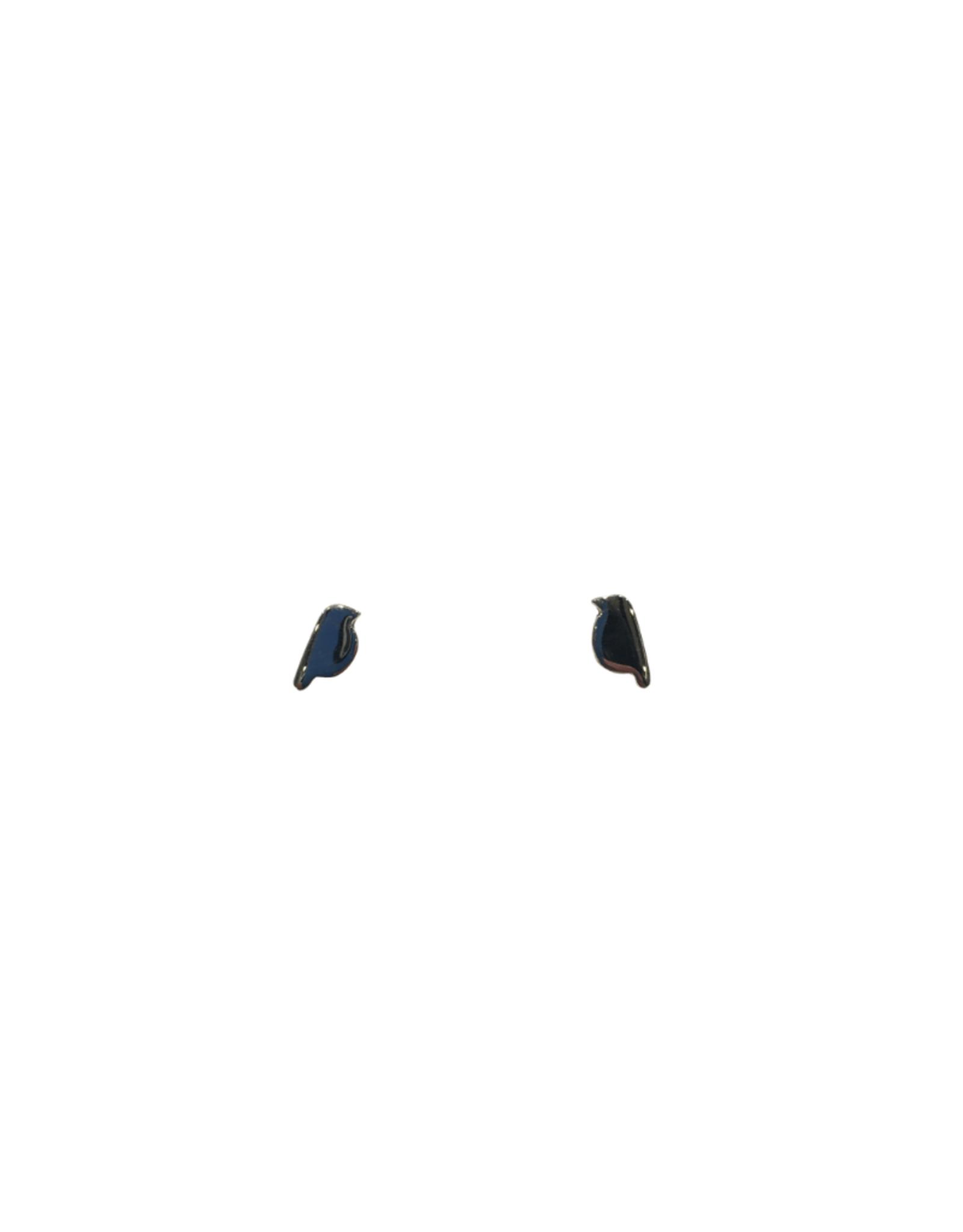 Ten Thousand Villages Robin's Perch Earrings