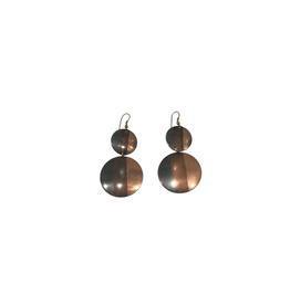 Ten Thousand Villages Antique Copper Earrings