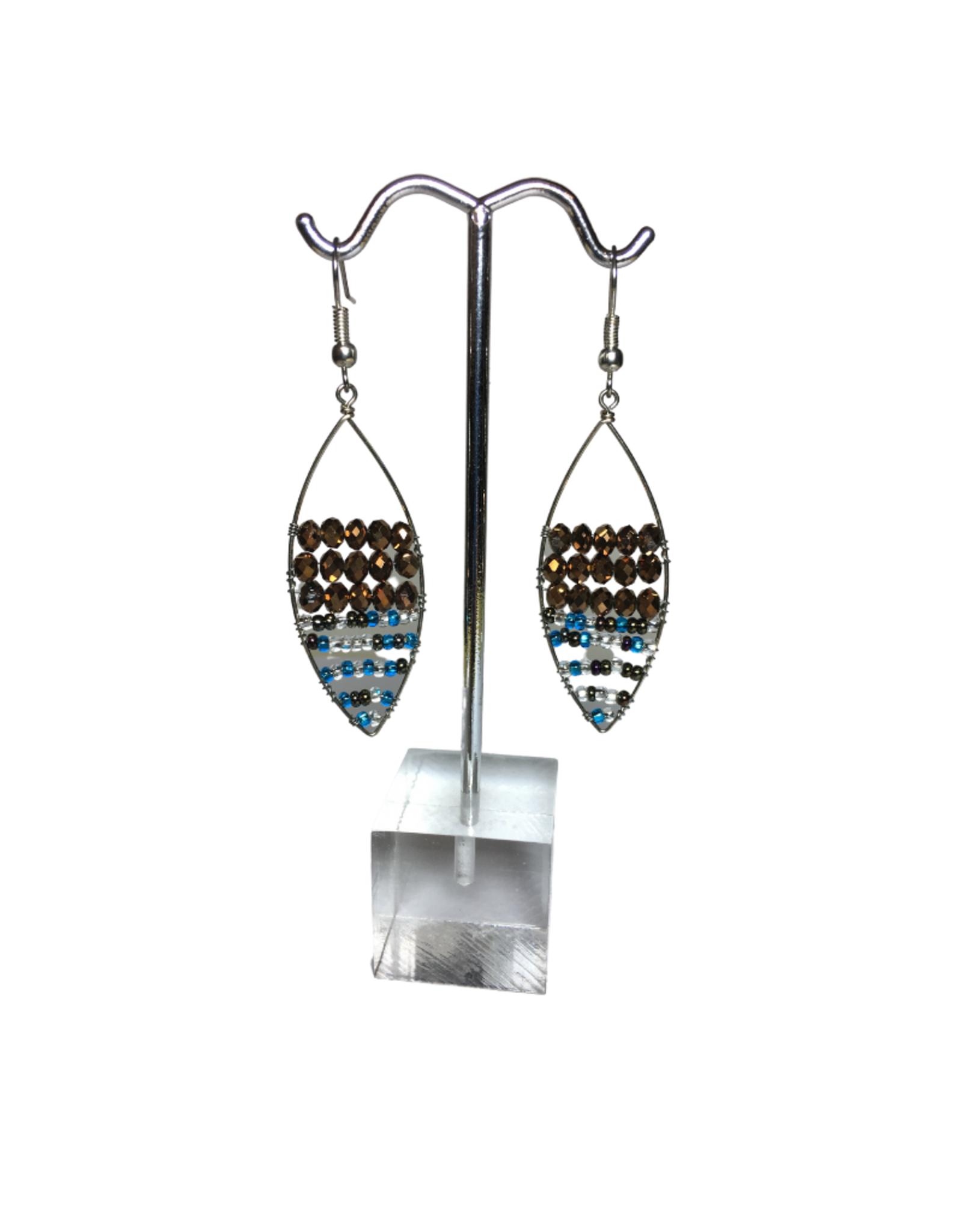 Lucia's Imports Earrings Petal