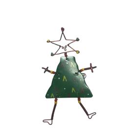 Takataka Dancing Christmas Tree Pin