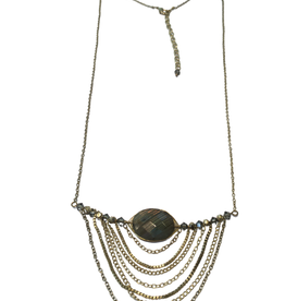 Ten Thousand Villages Peace And Harmony Necklace - India