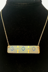 Ten Thousand Villages Finest Detail Embossed Necklace