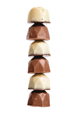 Peace by Chocolate Chocolate Holiday Stackers, Peace by Chocolate