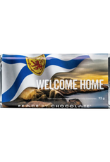 Peace by Chocolate Chocolate Nova Scotia Blueberry Bar Peace by Chocolate