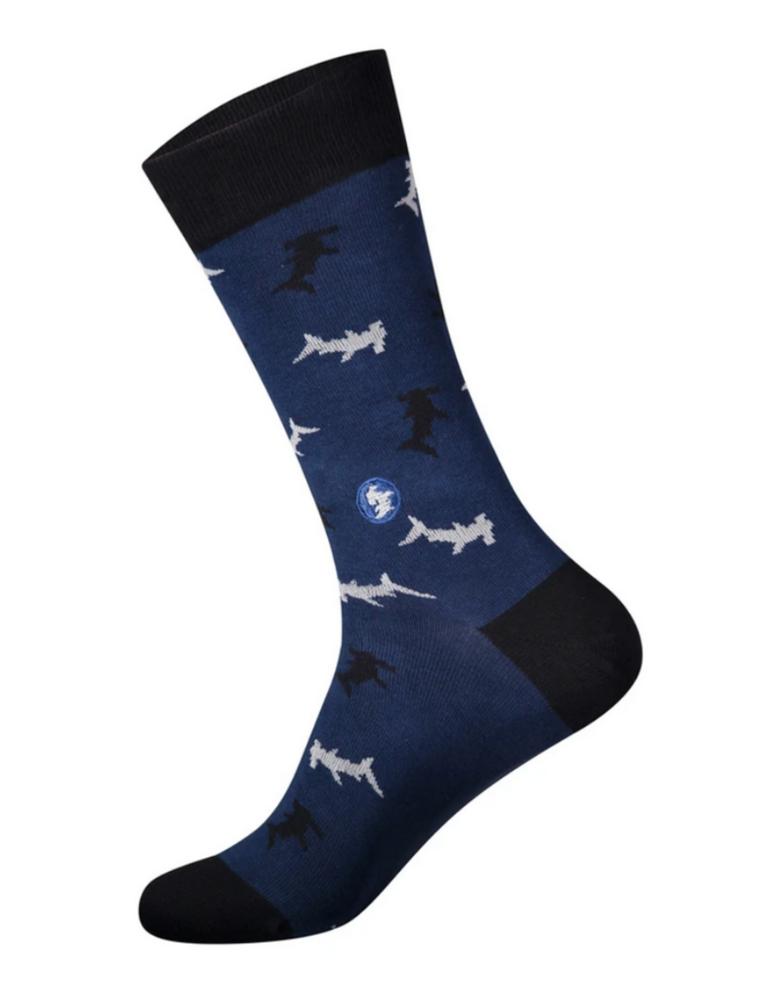 Conscious Step Socks that Protect Sharks (Medium) - India