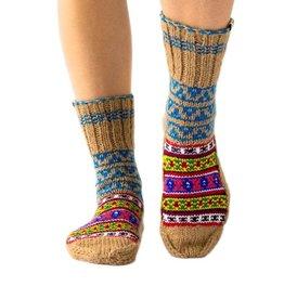 """Fazl Socks Fazl Chai (Tea) Medium 10"""""""