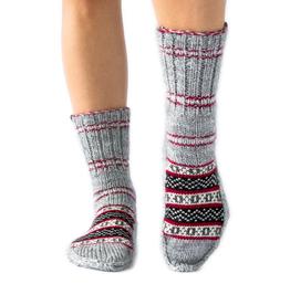 "Fazl Socks Fazl Uttar (North) Large 11"""