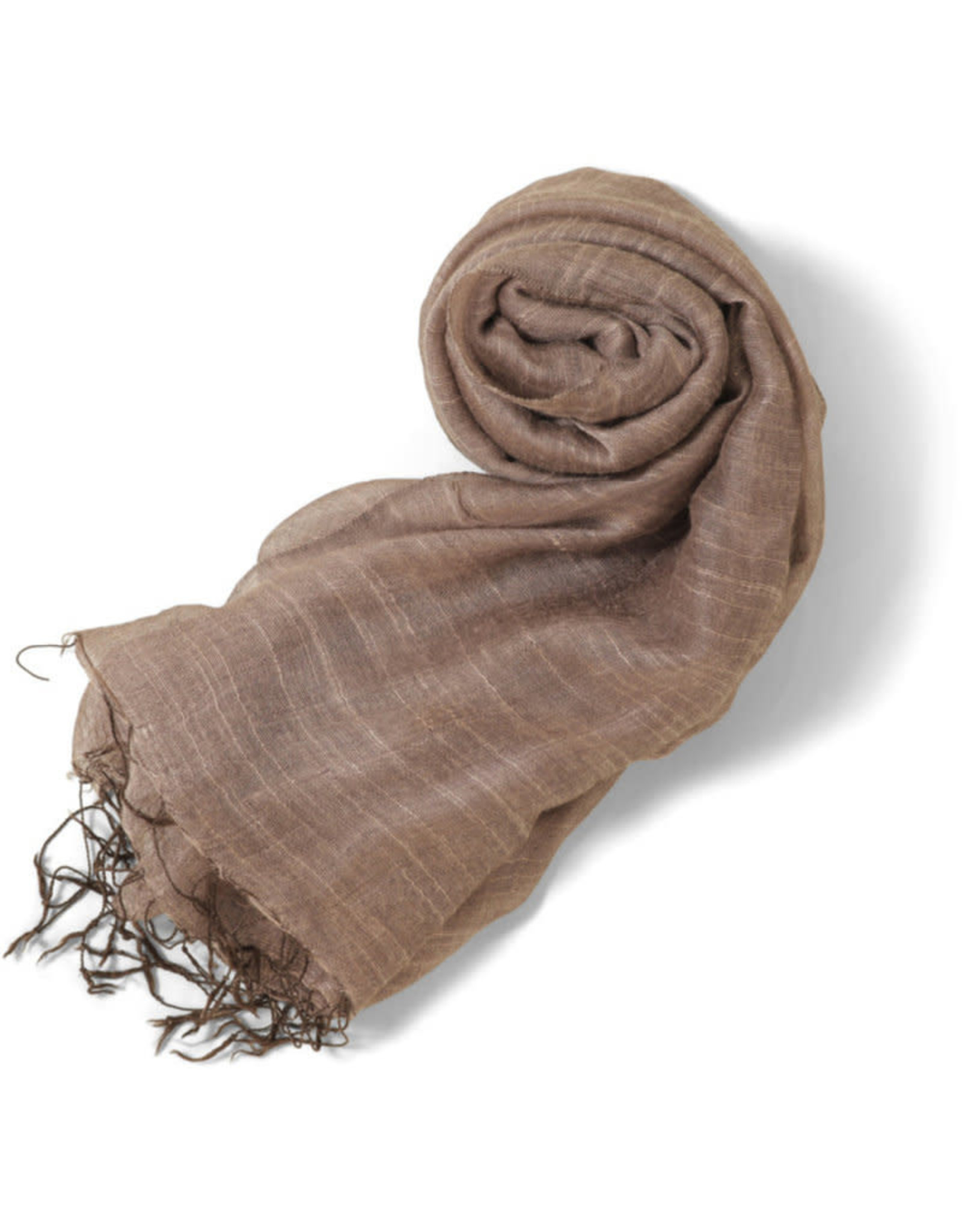 Craft Resource Centre Scarf Taupe Silk