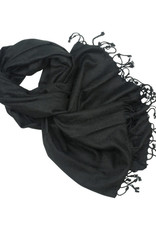Ten Thousand Villages Black Diamond Scarf