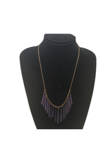 Ten Thousand Villages Good to the Bone Necklace