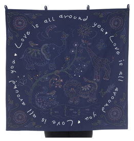Ten Thousand Villages Love Is All Around Wall Hanging