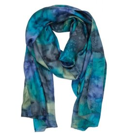 TTV USA Waterfall Painted Scarf