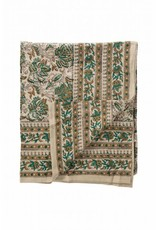 "TTV USA Tablecloth, Greenery, 178cm x 229cm /  70"" x 90"""
