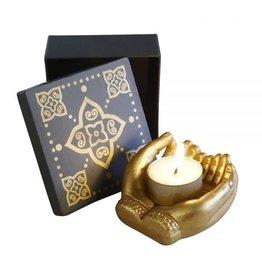TTV USA Sharing Light Candleholder - Bangladesh