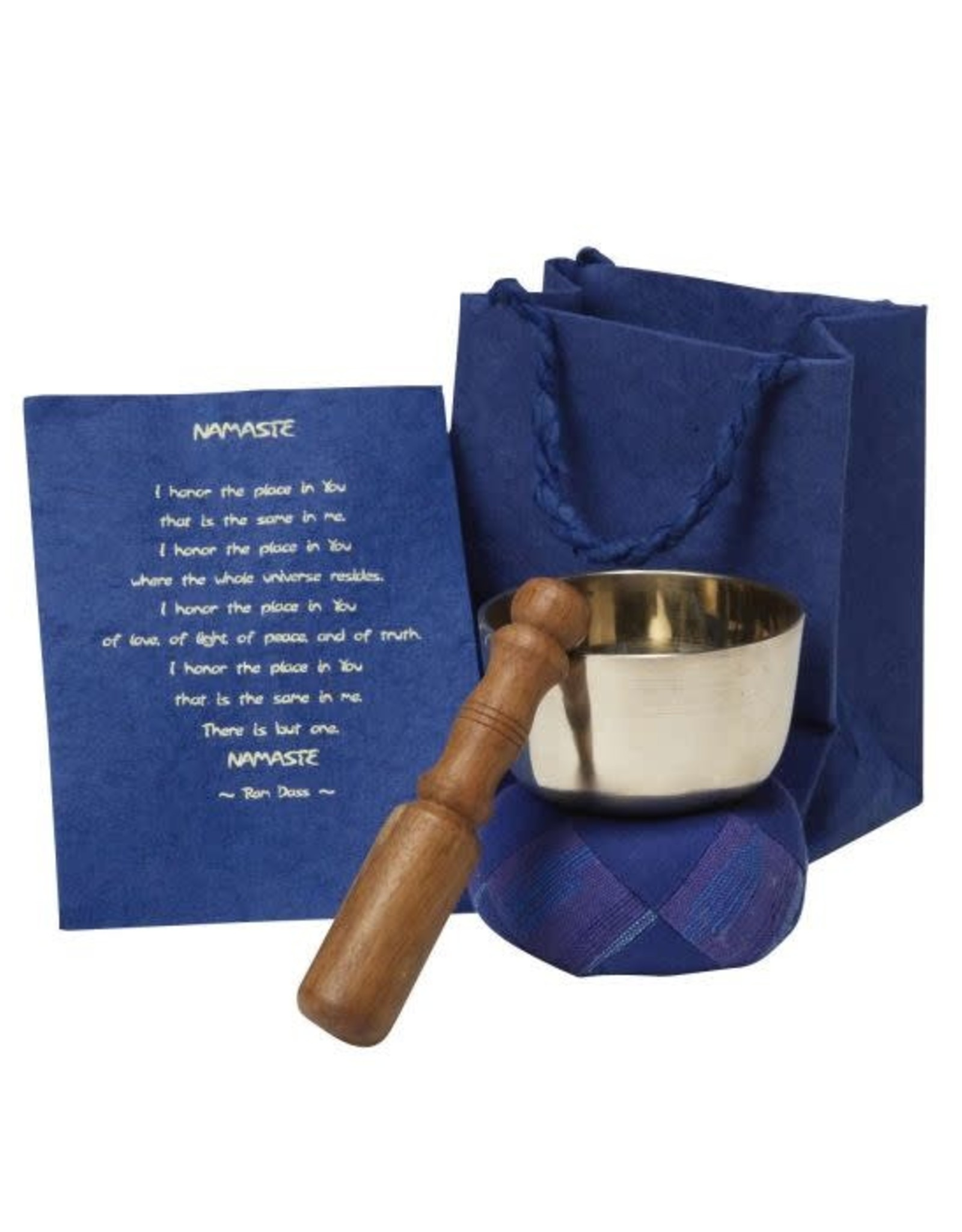 TTV USA Namaste Singing Bowl