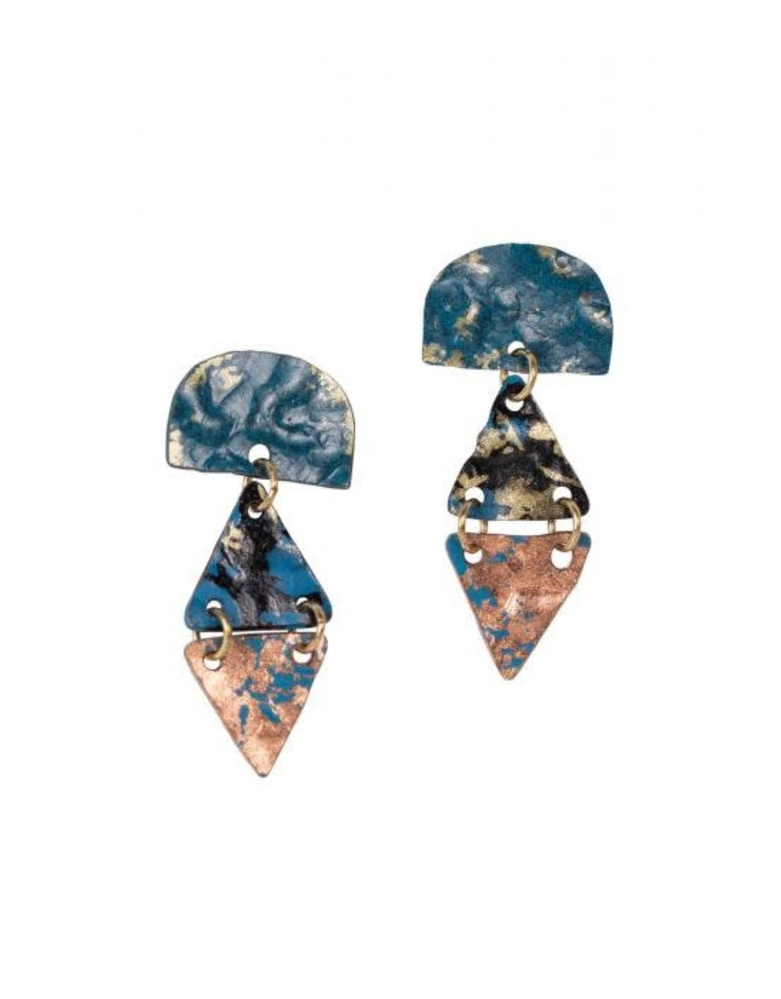 TTV USA Ancestry Earrings