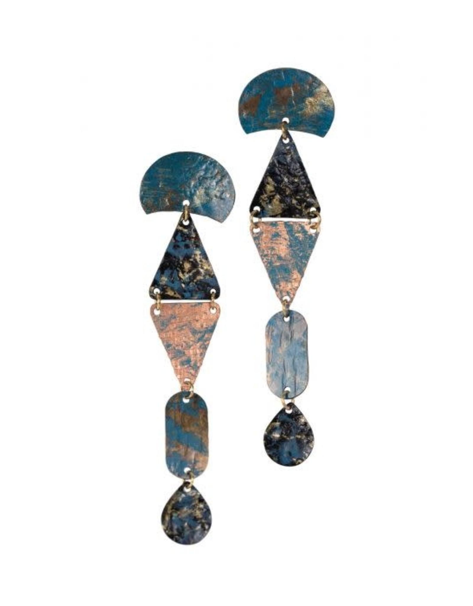 TTV USA Lineage Earrings