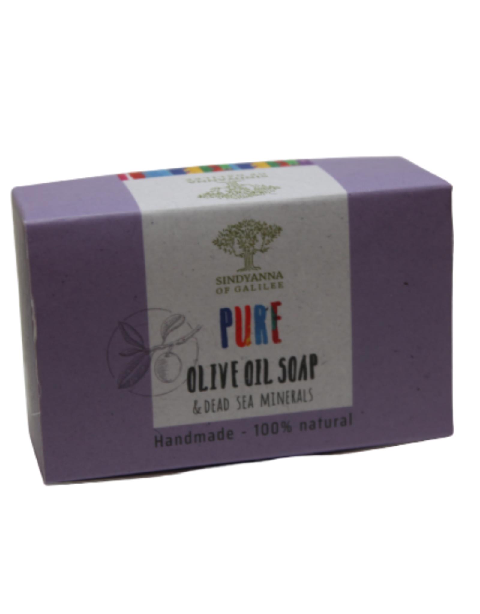 Soap Olive Oil w/ Dead Sea Mud