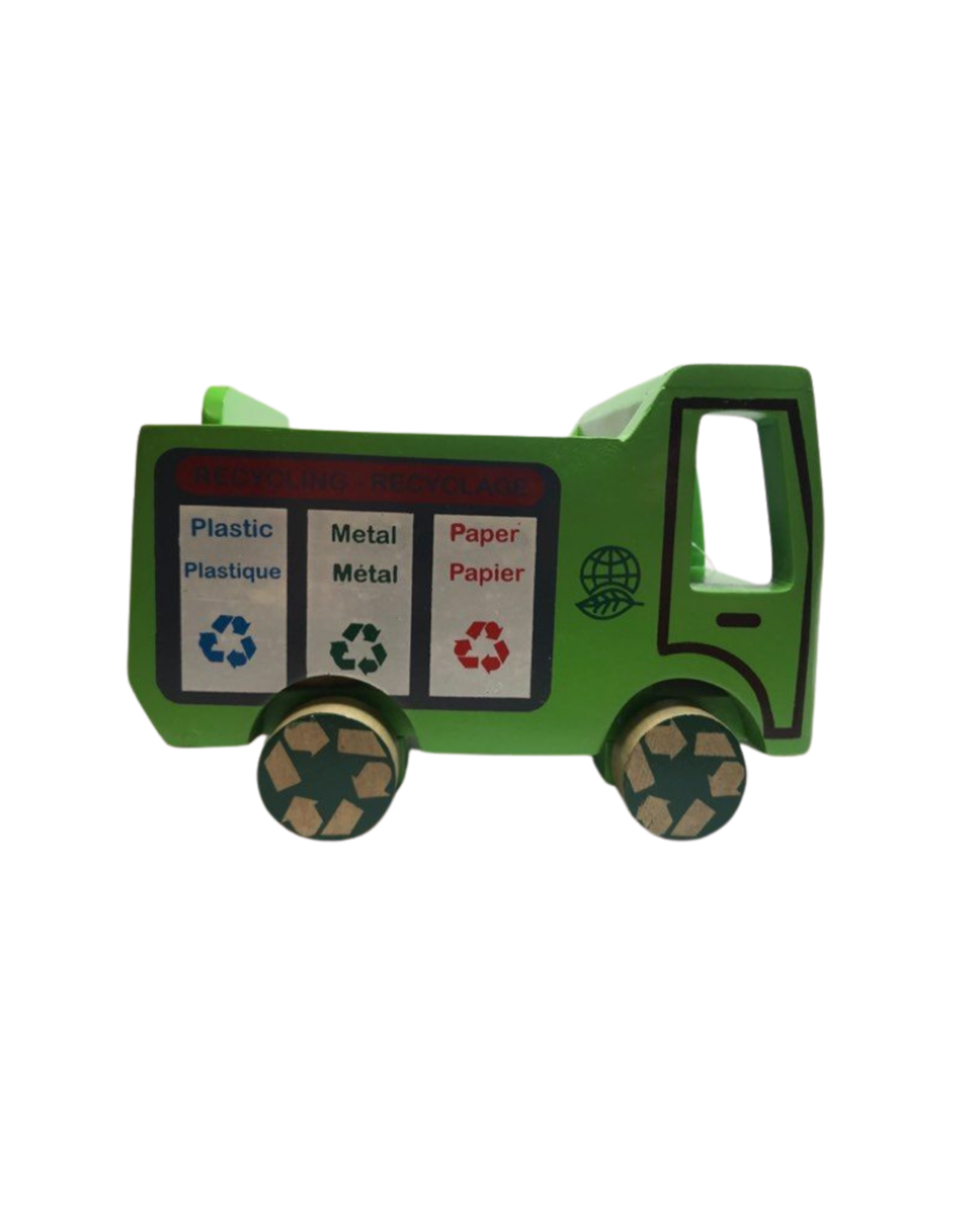 Recycling Truck Sorting Toy