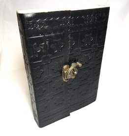 Black Beauty Embossed Journal