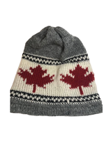 Hat Canada Slouch Gray