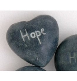 Sasha Paperweight HOPE Assorted Shapes Palewa Stone