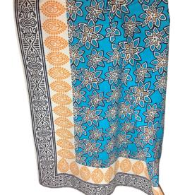 Tablecloth Vibrant Lotus, 128X225cm